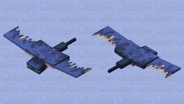 No bones phantom Minecraft Mob Skin