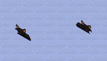 Ender- Sleeping Minecraft Mob Skin