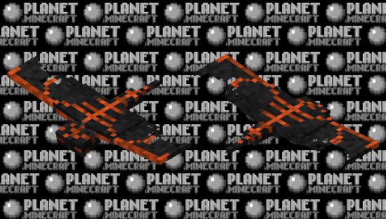 nether phantom Minecraft Skin