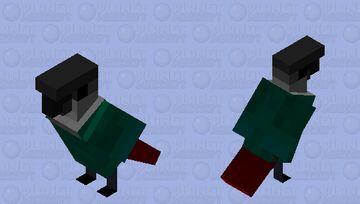 Ari Minecraft Mob Skin