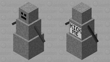 battle bot v1 Minecraft Mob Skin