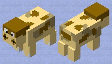 pokemon: hippopotas Minecraft Mob Skin