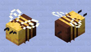 Buzzy Bees (Version 8) Minecraft Mob Skin
