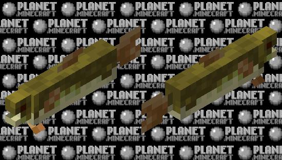Largemouth Bass Minecraft Skin