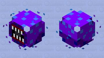 Jelly Mouth (Trevor Henderson) Minecraft Mob Skin