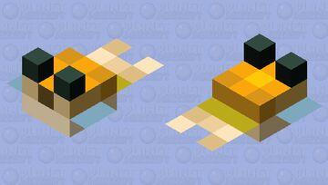pufferfish Minecraft Mob Skin
