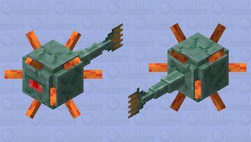 Mad guradian Minecraft Mob Skin
