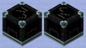Decked Out Shulker Deck Minecraft Mob Skin