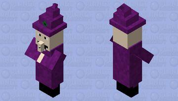 Derpy Witch Minecraft Mob Skin