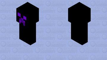 Legless Endercreeper Minecraft Mob Skin