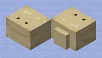 It is Wednesday my dudes Minecraft Mob Skin