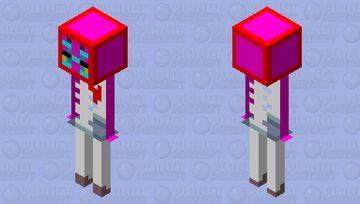 King Wraither Minecraft Mob Skin