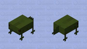 frog / normal Minecraft Mob Skin