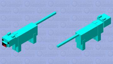 Cat-skeepy Minecraft Mob Skin