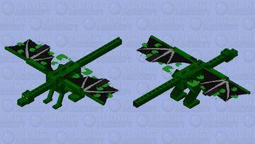Swamp Dragon Minecraft Mob Skin