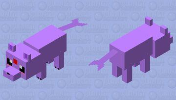 espeon Minecraft Mob Skin