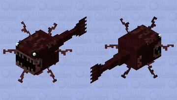 Ruin Guardian (𝕱𝖔𝖗𝖇𝖎𝖉𝖉𝖊𝖓 𝕾𝖔𝖚𝖑𝖘) Minecraft Mob Skin