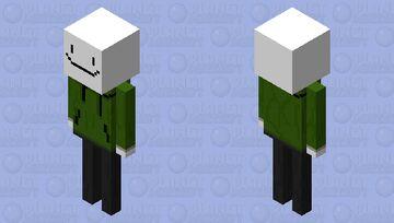 Dream (friday night funkin) Minecraft Mob Skin