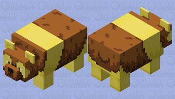 b a n a n a p a n d a Minecraft Mob Skin