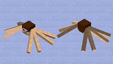 stevepider Minecraft Mob Skin