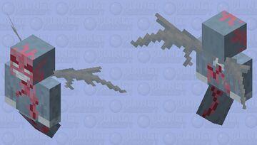 vex charging Minecraft Mob Skin