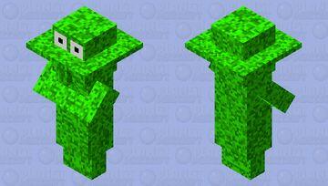 Sussy hat Minecraft Mob Skin