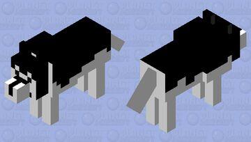 Husky minecraft Minecraft Mob Skin