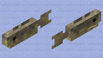 Bream Minecraft Mob Skin