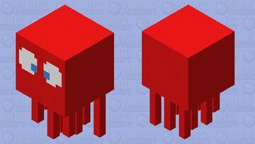 Blinky Minecraft Mob Skin