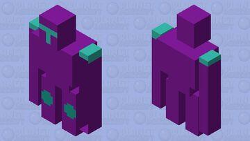 Infinity Golem Minecraft Mob Skin
