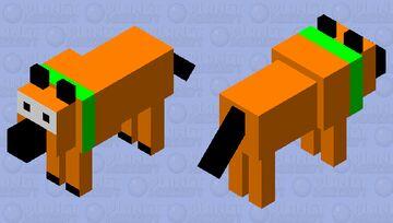 Pluto Minecraft Mob Skin
