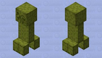 Bewitched x32 - Creeper Minecraft Mob Skin
