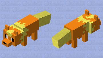 Pyroli Minecraft Mob Skin