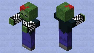 Zomb E-boy Minecraft Mob Skin