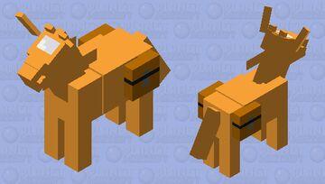 Among Us Horse Minecraft Mob Skin