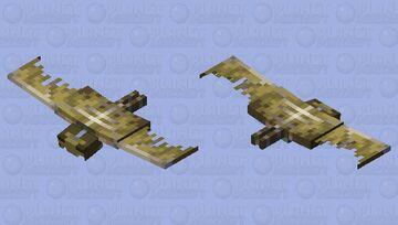 Pterodactyl....with very smol legs... Minecraft Mob Skin
