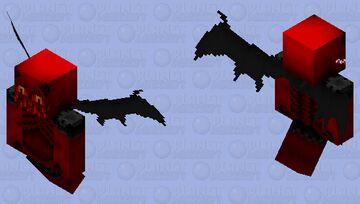 Mischievous Imp (Demon) Minecraft Mob Skin