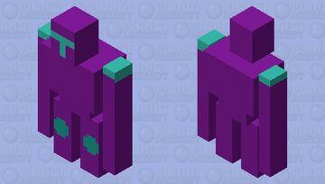 Fixed Infinity Golem Minecraft Mob Skin
