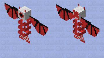 Bad bat Minecraft Mob Skin