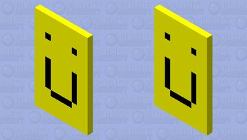 Noob Cape (Roblox) Minecraft Mob Skin
