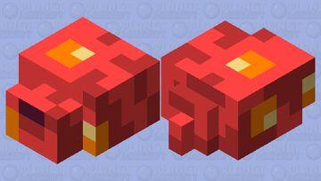 Crimson Endermite Minecraft Mob Skin