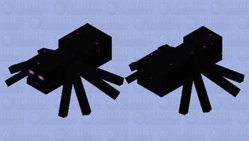 The Ender Hearth Minecraft Mob Skin