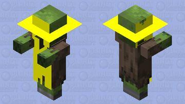 ggg Minecraft Mob Skin