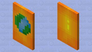The Planet of Blocks Minecraft Mob Skin