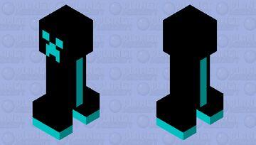 creper bot Minecraft Mob Skin
