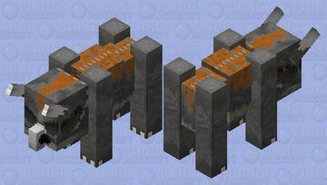 Nedoceratops | Prehistoric Minecraft Mob Skin Contest Minecraft Mob Skin