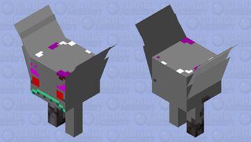 Some kind of strider idk? Minecraft Mob Skin