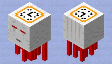 Alarmclockmaster's 75 View, and 5 download Special Ghast Mob Skin Minecraft Mob Skin