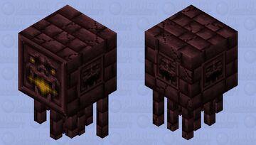 Fortress Guardian Minecraft Mob Skin