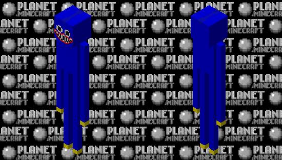 Huggy Wuggy (Rage State) (Poppy Playtime) Minecraft Skin